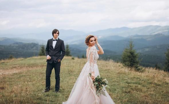 Андрей и Таня. Карпаты - фото №11