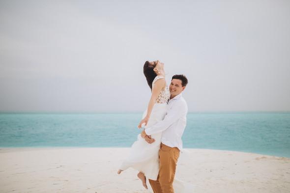 Александр и Татьяна. Мальдивы - фото №40