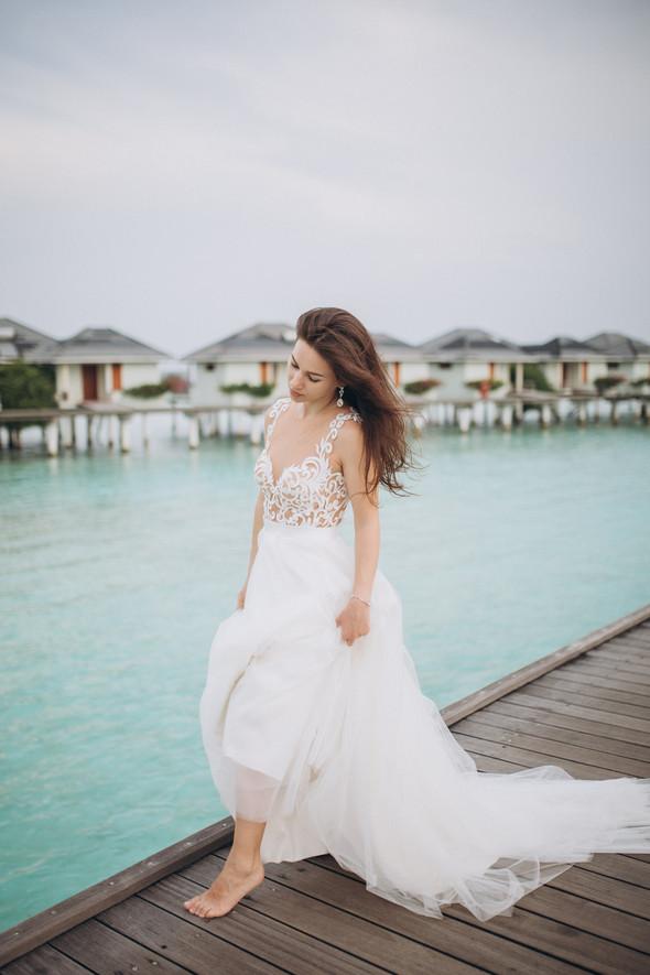 Александр и Татьяна. Мальдивы - фото №83