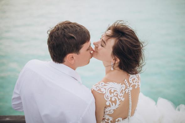 Александр и Татьяна. Мальдивы - фото №91
