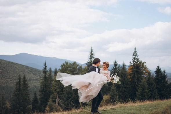Андрей и Таня. Карпаты - фото №16