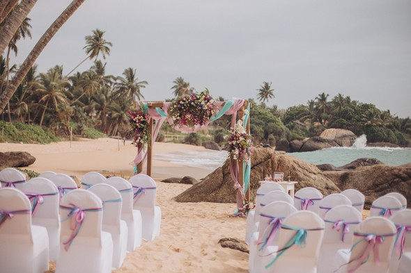 Индийская свадьба на Шри-Ланке - фото №21