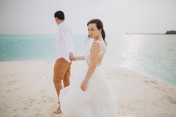 Александр и Татьяна. Мальдивы - фото №29