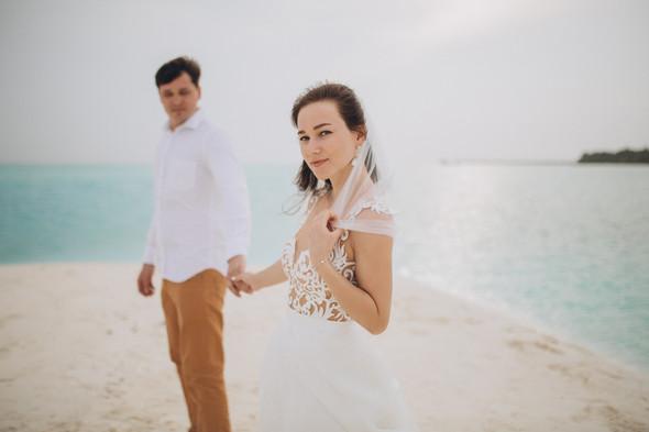 Александр и Татьяна. Мальдивы - фото №27