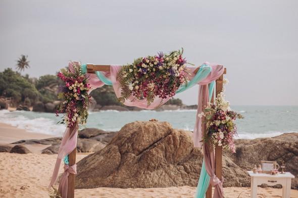 Индийская свадьба на Шри-Ланке - фото №23
