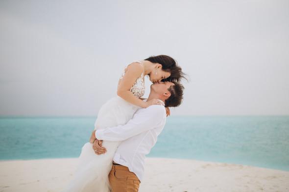 Александр и Татьяна. Мальдивы - фото №35