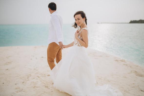 Александр и Татьяна. Мальдивы - фото №31