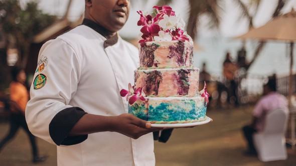 Индийская свадьба на Шри-Ланке - фото №57