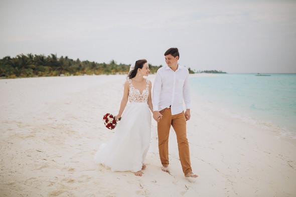 Александр и Татьяна. Мальдивы - фото №8