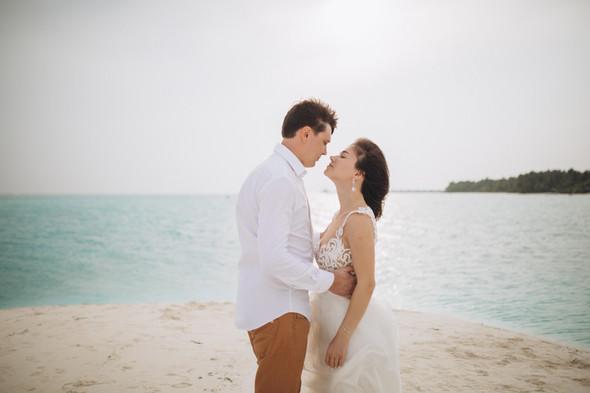 Александр и Татьяна. Мальдивы - фото №63