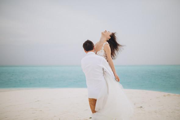 Александр и Татьяна. Мальдивы - фото №39