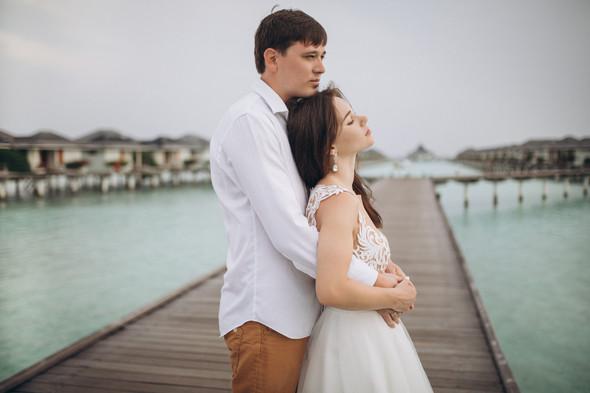 Александр и Татьяна. Мальдивы - фото №81