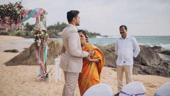 Индийская свадьба на Шри-Ланке - фото №32