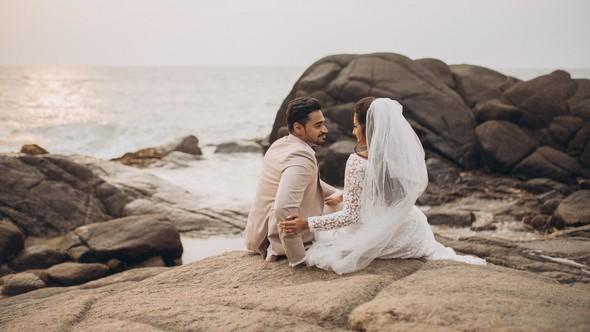 Индийская свадьба на Шри-Ланке - фото №77