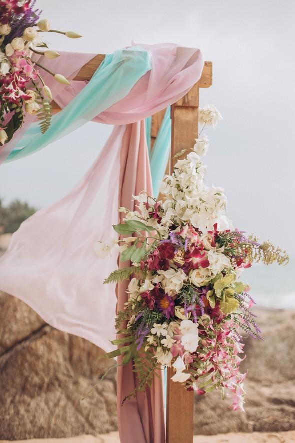 Индийская свадьба на Шри-Ланке - фото №22