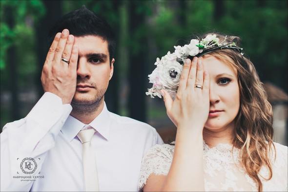 Оксана и Андрей - фото №46