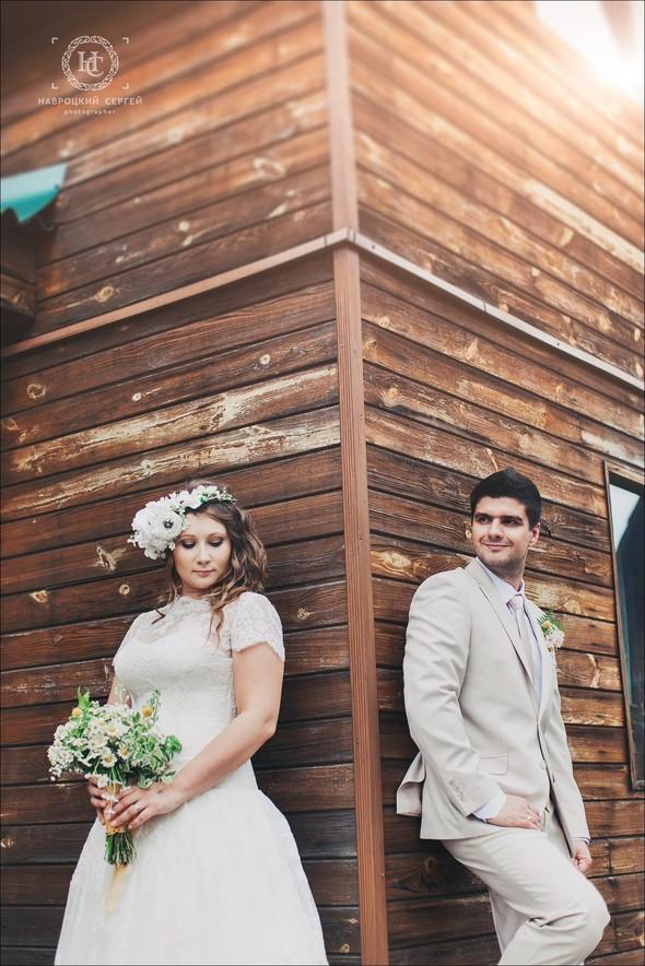 Оксана и Андрей - фото №20