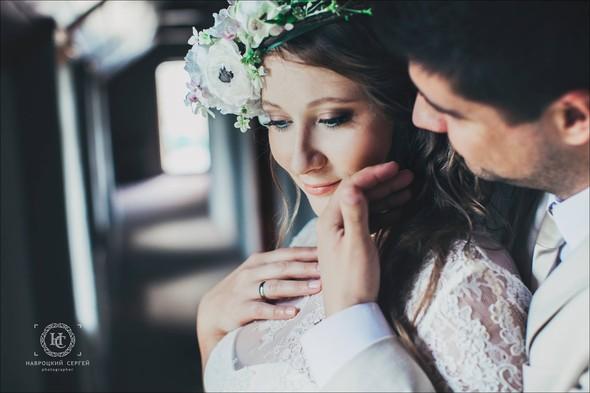 Оксана и Андрей - фото №14