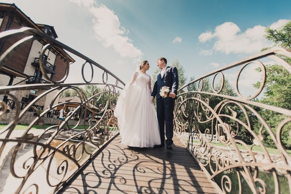 Дмитрий и Елена - фото №20