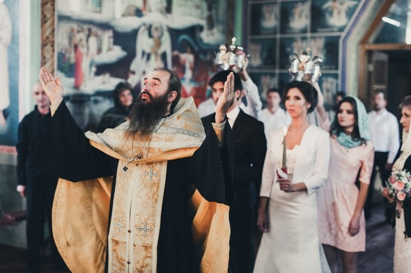 Александр и Ирина - фото №12