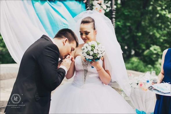 Антон и Юля - фото №9