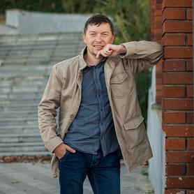 Фотограф Ярослав Сапега