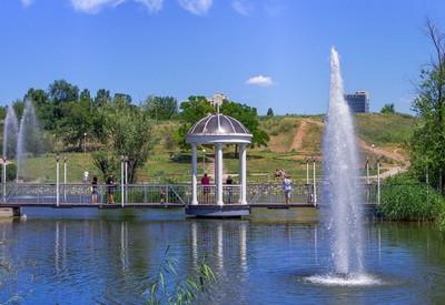 Парк Вознесеновский - фото 1