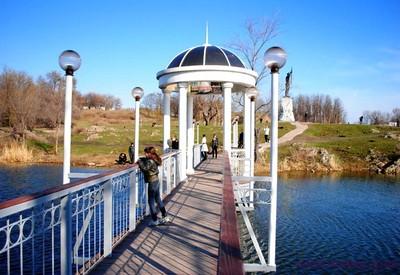 Парк Вознесеновский - портфолио 6