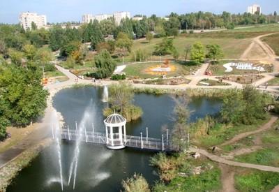 Парк Вознесеновский - портфолио 4