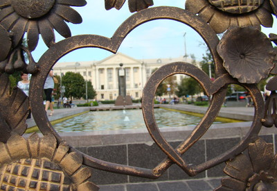 Бульвар Шевченко - фото 1