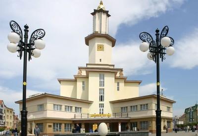 Рыночная площадь (площадь Рынок) - фото 1