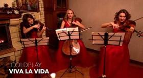 Струнное трио Kohana trio - музыканты, dj в Киеве - фото 2