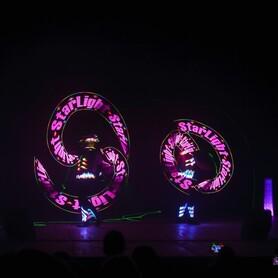 Starlight Show - артист, шоу в Киеве - портфолио 3