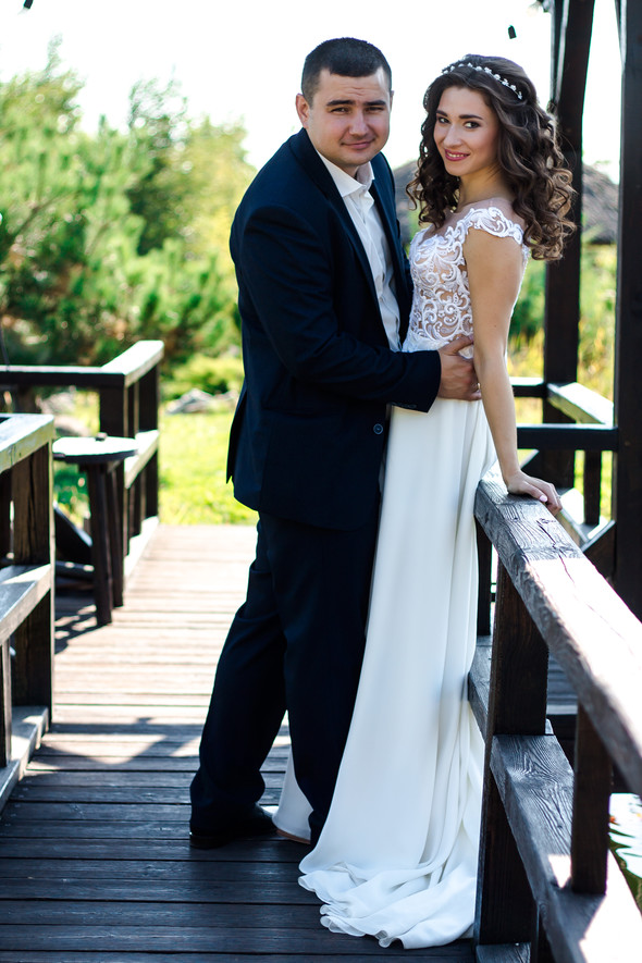 Свадебный отчет 8 - фото №5