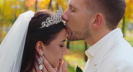 При заказе свадебной видеосъемки* Love Story в подарок!