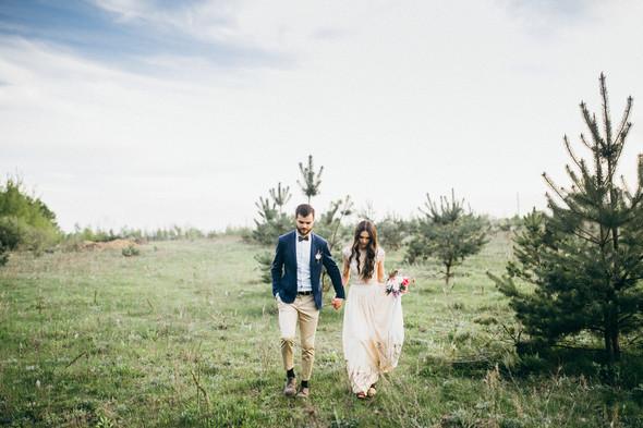 Вероника и Тарас - фото №19