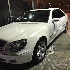 Mercedes s500 - авто на свадьбу в Львове - портфолио 2