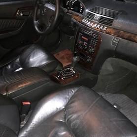 Mercedes s500 - авто на свадьбу в Львове - портфолио 3