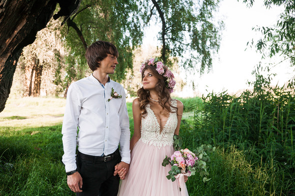 Александр + Алена - фото №26