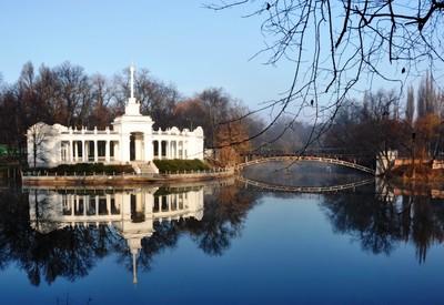 Парк имени Мершавцева (парк Правды) - фото 3