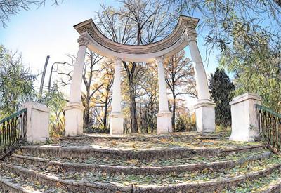 Парк имени Мершавцева (парк Правды) - фото 2