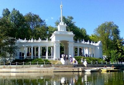 Парк имени Мершавцева (парк Правды) - место для фотосессии в Кривом Роге - портфолио 4