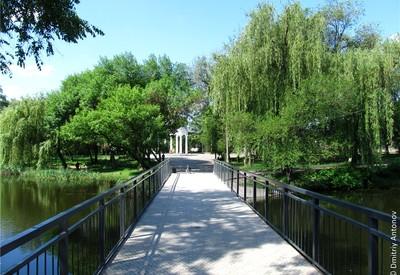 Парк имени Мершавцева (парк Правды) - место для фотосессии в Кривом Роге - портфолио 6