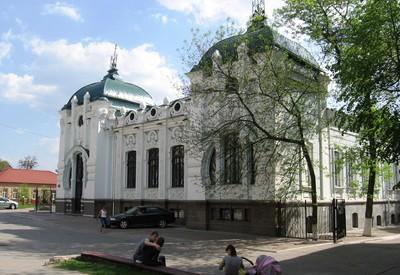 Дом Барского (Краеведческий музей) - фото 1