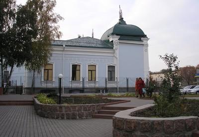 Дом Барского (Краеведческий музей) - портфолио 4