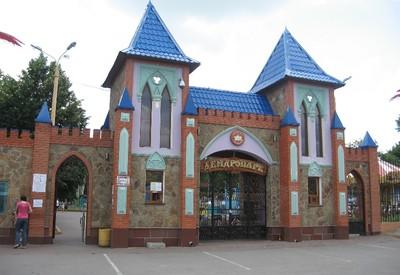 Дендропарк - место для фотосессии в Кропивницком - портфолио 3