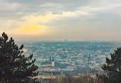 """Парк """"Высокий замок"""" - место для фотосессии в Львове - портфолио 4"""