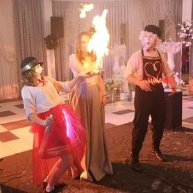 Шоу мыльных пузырей - артист, шоу в Хмельницком - портфолио 3