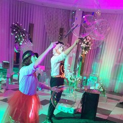Шоу мыльных пузырей - артист, шоу в Хмельницком - фото 4