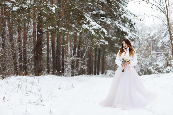 Зимняя сказка Паши и Ани - фото №33